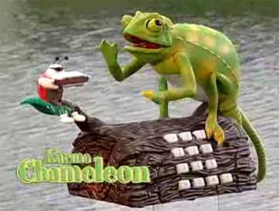 Karma Chameleon Telephone See Boy George Himself Sell A