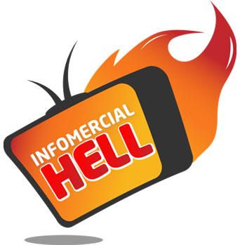 Infomercial Hell Logo