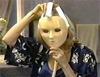 Linda Evans mask