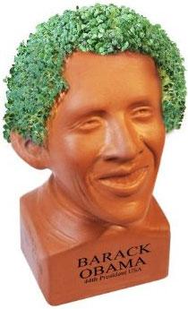 'Happy' Chia Obama