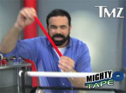 Billy Mays for Mighty Tape