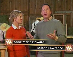 Milton Lawrence on the Heat Surge infomercial