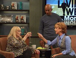 Sylvia Brown, Montel Williams, and Forbes Riley on the HealthMaster infomercial