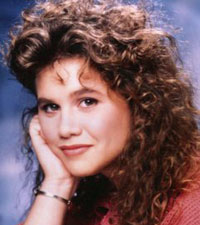 Tracey Gold in the Growing Pains years