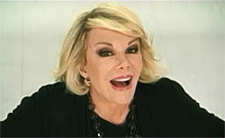 'Beauty Entrepreneur' Joan Rivers