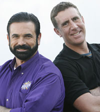Billy Mays and Anthony Sullivan