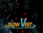 Glow Vest Fits Every Member of  Your Space Alien Landing Crew