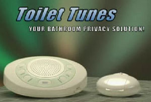 Toilet Tunes: Fill Your Bathroom with Music Every Time You