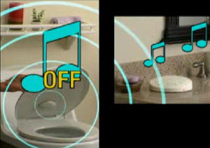 Toilet Tunes Fill Your Bathroom With Music Every Time You Take A Dump