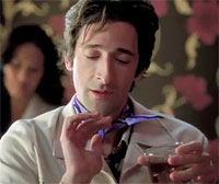 Adrien Brody plays Flirty Harry in inAPPropriate Comedy