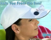 Fan-Tastic Cap: When Feeling Cool is More Important Than Looking Cool