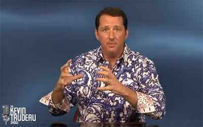 Kevin Trudeau maintains his innocence.