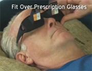 TV Glasses - It's Like Being in a Coma and Still Getting to Watch Television!