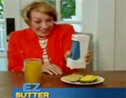 EZ Butter: Because Slicing Butter is So Hard!!
